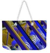 Wind Abstract No2 Horz Weekender Tote Bag