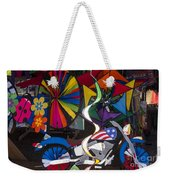 Wind Art Weekender Tote Bag