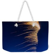 Wind As Light Weekender Tote Bag