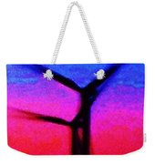 Wind Energy Abstract Weekender Tote Bag