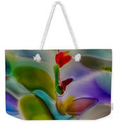 Wind Flower Weekender Tote Bag