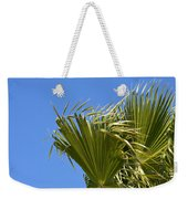 Wind In The Palm Weekender Tote Bag