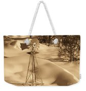 Wind Mill Weekender Tote Bag