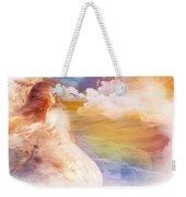 Wind Of His Glory Weekender Tote Bag by Jennifer Page