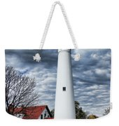 Wind Point Lighthouse Weekender Tote Bag