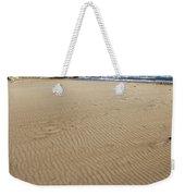 Wind Signals At The Beach Weekender Tote Bag