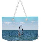 Wind Surfer Weekender Tote Bag