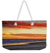 Wind Swept Beach Weekender Tote Bag