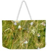 Wind Through The Meadow Weekender Tote Bag