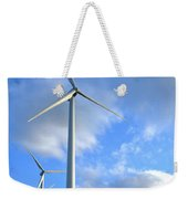 Wind Turbine Farm Weekender Tote Bag