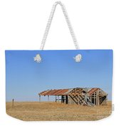 Windblown Barn Weekender Tote Bag