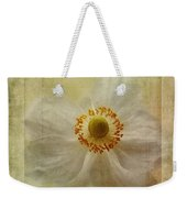 Windflower Textures Weekender Tote Bag
