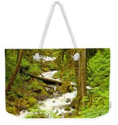 Winding Through The Forest Weekender Tote Bag