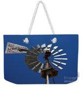 Windmill Aermotor Company Weekender Tote Bag
