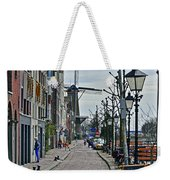 Windmill At The End Of The Street Weekender Tote Bag