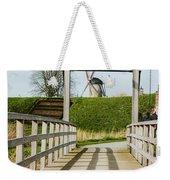 Windmill Bridge Weekender Tote Bag