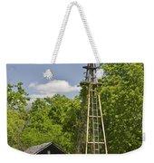 Windmill - Cedar Hill State Park Weekender Tote Bag
