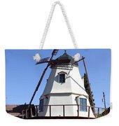 Windmill In Solvang Weekender Tote Bag