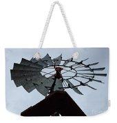 Windmill In The Clouds Weekender Tote Bag