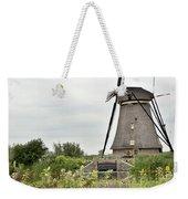 Windmill Of Kinderdijk Weekender Tote Bag