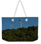 Windmill On A Mountain Weekender Tote Bag