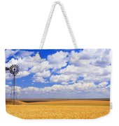 Windmill Wheat Field, Othello Weekender Tote Bag