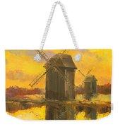Windmills Weekender Tote Bag
