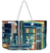 Window Abstract Weekender Tote Bag