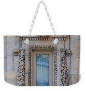 Window Across The Street Weekender Tote Bag