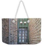 Window Against The Wall Weekender Tote Bag