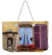 Window And Sculpture Weekender Tote Bag