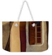 Window De Santa Fe Weekender Tote Bag
