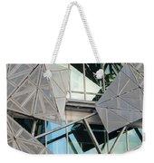 Window Design Weekender Tote Bag