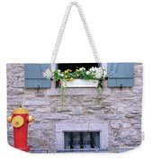 Window Flower Box 2 Weekender Tote Bag