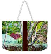 Window Garden Weekender Tote Bag