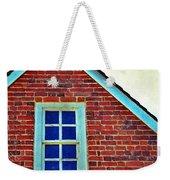 Window In Brick House Weekender Tote Bag