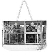 Window In Window Weekender Tote Bag