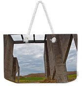 Window Into The Future Weekender Tote Bag