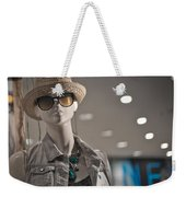 Window Mannequin 7 Weekender Tote Bag
