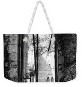 Window Of Haunted Abbey Weekender Tote Bag
