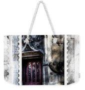 Window Of Renaissance Paris France Weekender Tote Bag
