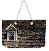 Window On Squares Weekender Tote Bag