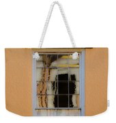 Window Reflecting Upon Window Weekender Tote Bag