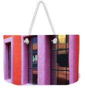 Window Reflections 2 Weekender Tote Bag