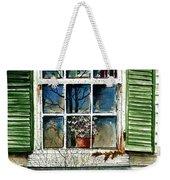 Window Reflections Weekender Tote Bag