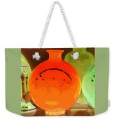 Window Shopping For Glass Weekender Tote Bag