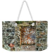 Window To A Bygone Heritage Weekender Tote Bag