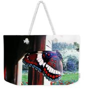 Window To My World Weekender Tote Bag