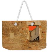 Window To Nowhere Weekender Tote Bag