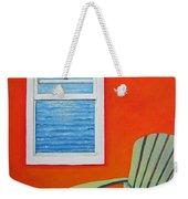 Window To The Sea No. 1 - Seashell Weekender Tote Bag